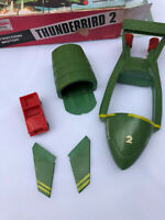 Gerry Anderson Thunderbirds JR 21 Toys Thunderbird 2 1965 JR21 original box #8