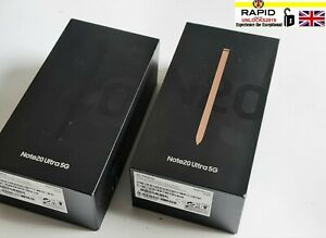Empty box for Samsung Note 20 Ultra 5G SM-N986B/DS 256GB / 512GB Genuine UK
