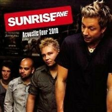"SUNRISE AVENUE ""ACOUSTIC TOUR 2010"" CD NEU"