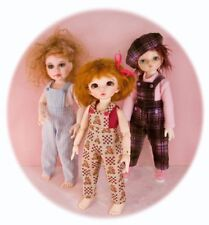 """Gracefaerie #53- Perfect 10. Multiple outfits for 1/6 or Yosd Bjds 10"""" - 10.5"""""""