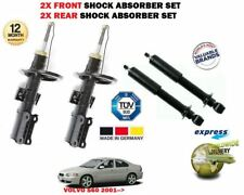 FOR VOLVO S60 2001-2010 2 x FRONT + 2X REAR SHOCK SHOCKER ABSORBER SET