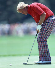 1981 Golfer JACK NICKLAUS Glossy 8x10 Photo Golf Print Poster Masters US Open