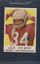 1959 Topps #080 Joe Perry 49ers VG/EX *510