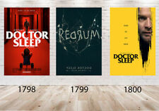 Doctor Sleep 2019 Movie Poster Wall Art Maxi Prints New Film Cinema Horror