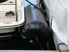"""DELUXE EXTRA LARGE 60""""X18"""" HEAVY-DUTY INFLATABLE BUMPER FOR BOAT YACHT SAILBOAT"""