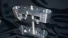 Reverse Thug Billet Fork Yokes for XJR1300 XJR1200 to take USD Legs Triple Trees
