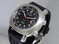 Panerai Ferrari Granturismo GMT Alarm FER00017 Rubber 45mm LTD $12,700 NIB