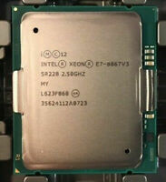 Intel Xeon Sixteen Core E7-8867V3 2.50GHz Server CPU Processor SR228 LGA2011