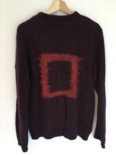 1980's GIANNI VERSACE Wool/Cashmere Crewneck Sweater 38/S