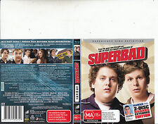 Superbad-2007-Jonah Hill-[Blue Ray Disc]-Movie-DVD