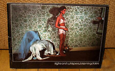 Guy Bourdin Sighs and Whispers 1976 Bloomingdales Catalogue Fashion Photography