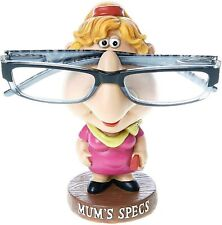 Comic Mum Specs Holder - Novelty Reading Spectacle Glasses Nose Stand