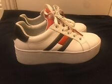 Tommy Hilfiger Women Chunky Trainers Size 5/38