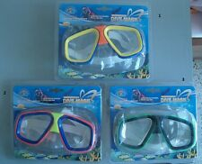 Gafas de buceo- 3 colores