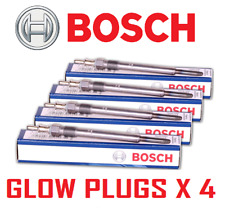 BOSCH GLOW PLUGS 4 X 0250403009 - Skoda Superb 3T5 [Estate] 2.0 TDI
