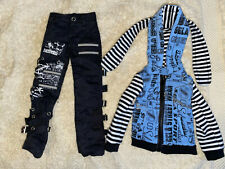 Tyler Wentworth Male Fashion doll outfits- Cool pants/hoodie combo!