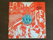 "JONZUN CREW & MICHAEL JONZUN Lovin / Mechanism 12"" 1984 MINT Tommy Boy Electro"