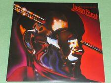 Judas Priest Vinilo Rojo Manchado clase 2LP de nuevo en negro – BOBV 216LP 180 Gr