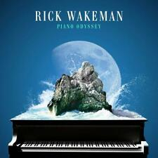 Rick Wakeman - Piano Odysssey [CD] Sent Sameday*