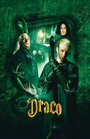 Harry Potter and the Chamber Of Secrets movie poster -  Draco, Tom Felton