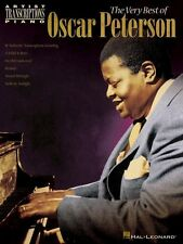 Oscar Peterson - Very Best Piano Solo Book *NEW* Music Songs Inc. Round Midnight