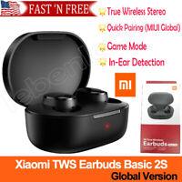 Mi Xiaomi Redmi True Wireless Earbuds Basic 2s Bluetooth 5.0 TWS Earphones US