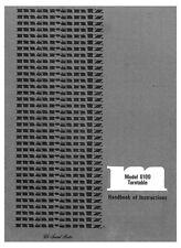 Marantz 6100 Turntable Owners Manual