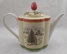 Villeroy & and Boch FESTIVE MEMORIES teapot / coffee pot NEW NWL