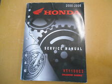 2002 - 2006 Honda VFR800 VFR800A Shadow Sabre Factory Service Shop Repair Manual