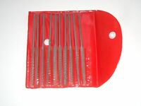 MPJ 2614TL 10PC 5-1/2in TEMPERED NEEDLE FILE SET