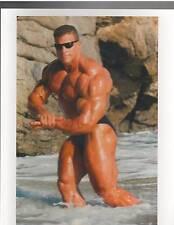 GREG KOVACS Bodybuilding Muscle Photo Color #44