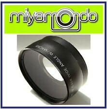 37mm 0.45x Wide Angle + Macro Conversion Converter Lens