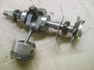 Honda Mini Tiller Fg 100 A1 GX 31 crankshaft piston connecting rod engine