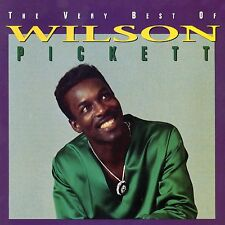 WILSON PICKETT: THE VERY BEST OF CD GREATEST HITS NEW SEALED