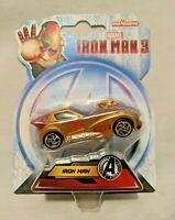 MAJORETTE - MARVEL IRON MAN 3 CAR - AVENGERS - 1:64 DIECAST