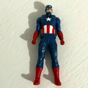 "2015 Hasbro Marvel Captain America Figure 6"""