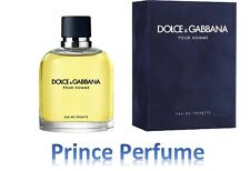 D&G DOLCE E GABBANA POUR HOMME EDT NATURAL SPRAY VAPO - 200 ml