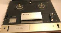 Sony TC-255 Reel to Reel recorder Knobs, Feet, Switches, Screws, Hardware ...