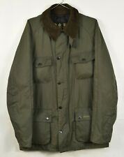 Barbour Retail Frazer Wax Jacket Mens Green S Small