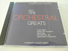 Classic FM - All Time Orchestral Greats  (CD Album) Used Very Good