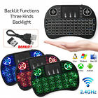 Wireless Mini Keyboard Remote Control Touchpad Smart TV Android TV Box PC 2.4GHz