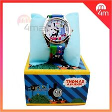 Kids Boys Thomas & Friends Wristwatch Wrist Watch Timer Xmas Birthday Gift