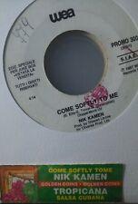 Tropicana (6) / Nik Kamen* – Salsa Cubana / Come Softly To Me -  (Singl -7-5119