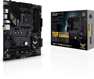 ASUS TUF Gaming B550-Plus AMD AM4 ATX Ryzen Mainboard Motherboard schwarz