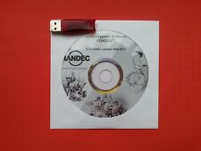 RANDEC FOKSS4th NET Software+Aladdin HASP4 Net5 USB Security Key dongle