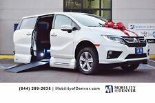 2020 Honda Odyssey Ex-L Nav Res
