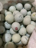 100 Titleist Pro V1 Pro V1X Hit Away Range Practice Golf Balls Liquidation SALE