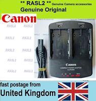 Genuine CANON Duel Charger,CA-PS400 BP-511A EOS 50D 40D 30D 20D ,5D MK1, 300D