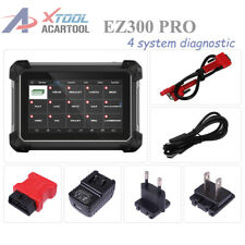 XTOOL EZ300 Pro Tablet Diagnostic Tool Engine ABS SRS Transmission TPMS Systems