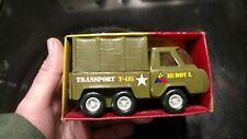 Buddy L army troop transport 1981 NIB
